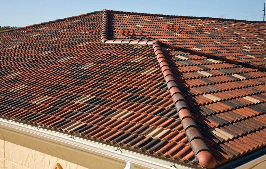 Tile Roofs